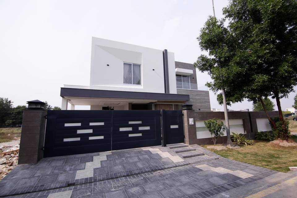 Kanal Brand New Luxurious Bungalow DHA Phase VIII Lahore