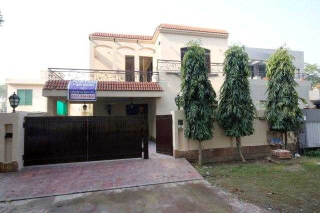 10 Marla Beautiful House for Rent in Phase 5