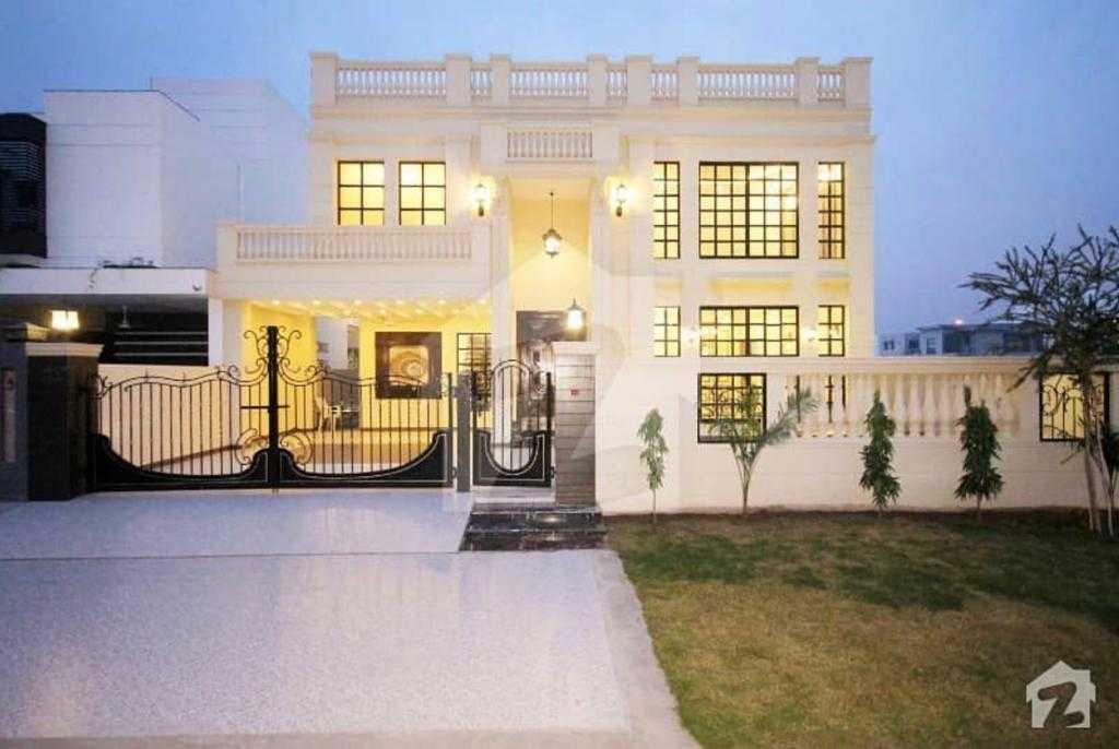 1 Kanal Outclass Full Basement Bungalow DHA Lahore
