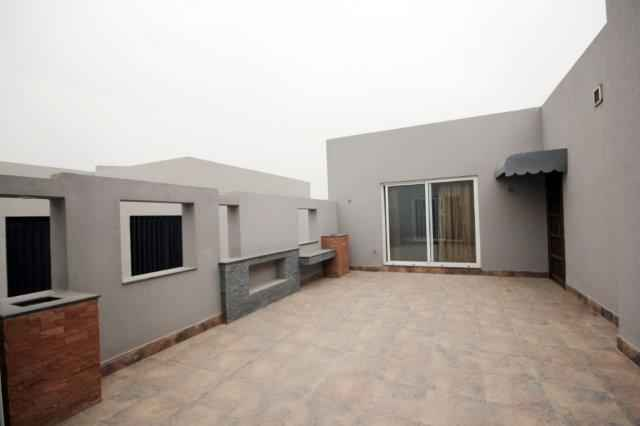 1  Kanal Upper Portion with A.C. Cotton Almost BRAND new for Rent in Phase 6