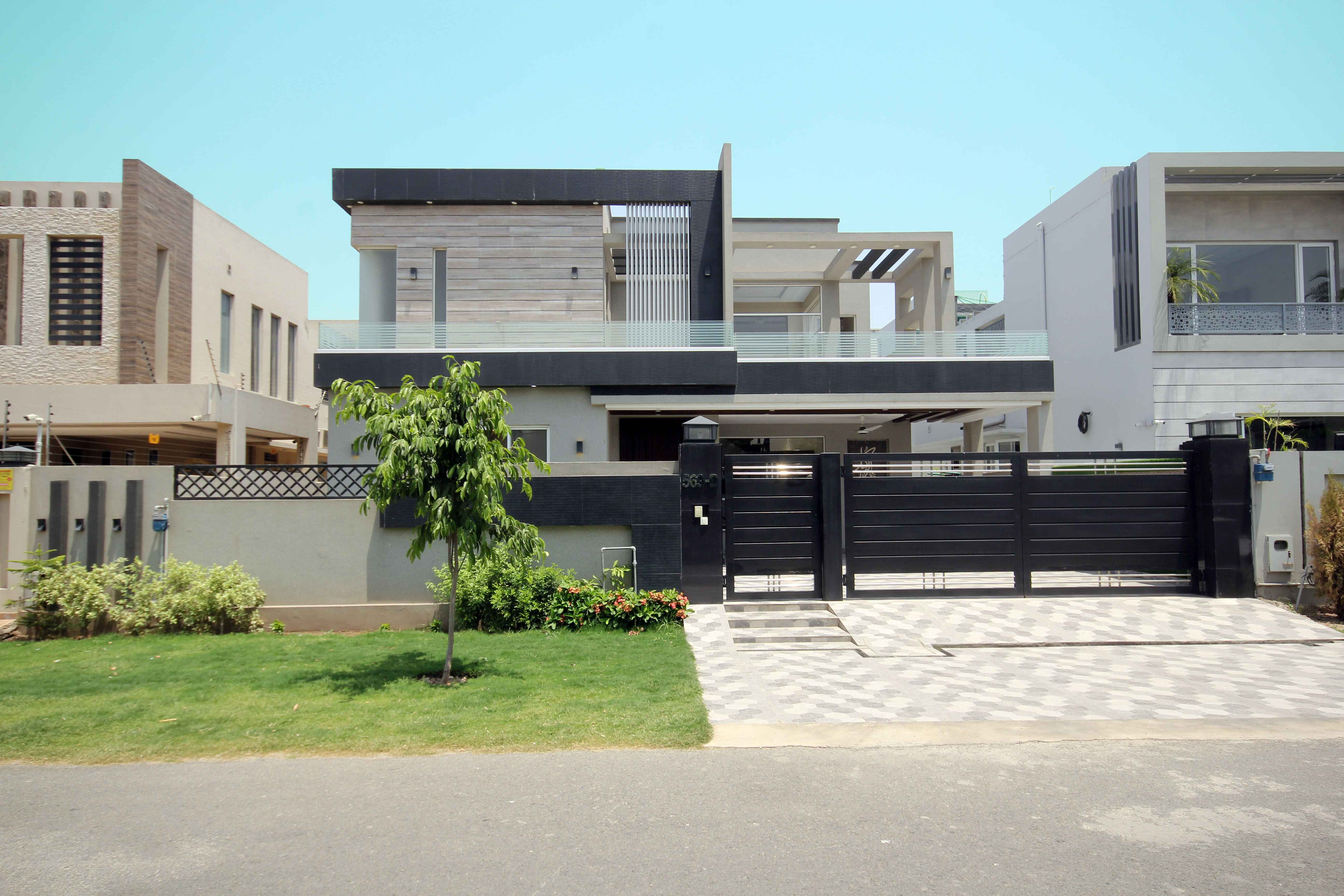 1 kanal Brand New House for Rent in Phase 6 DHA