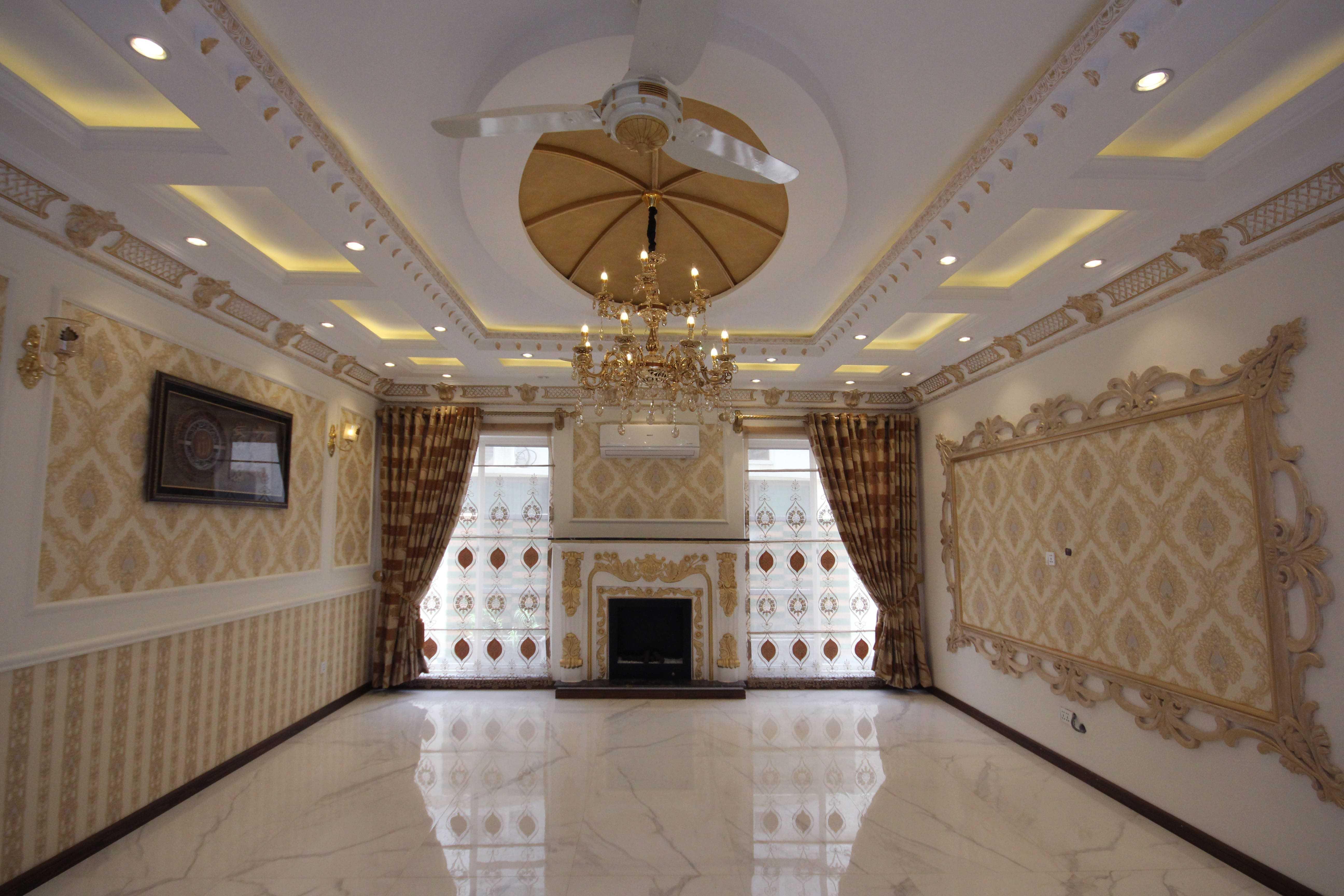 Kanal Brand New Stunning Home DHA Lahore