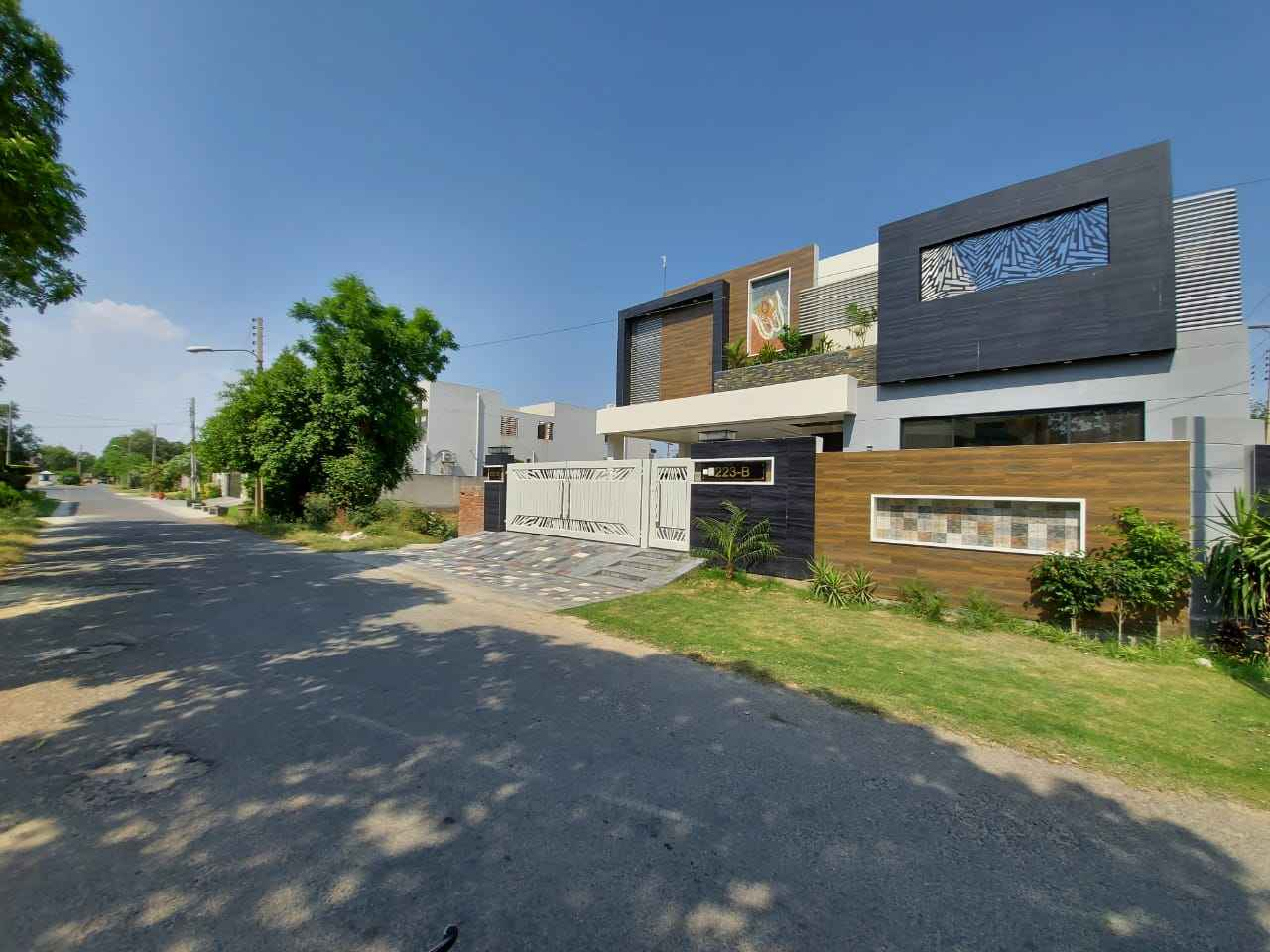 Kanal Brand New Stunning Home State Life Housing Society Lahore