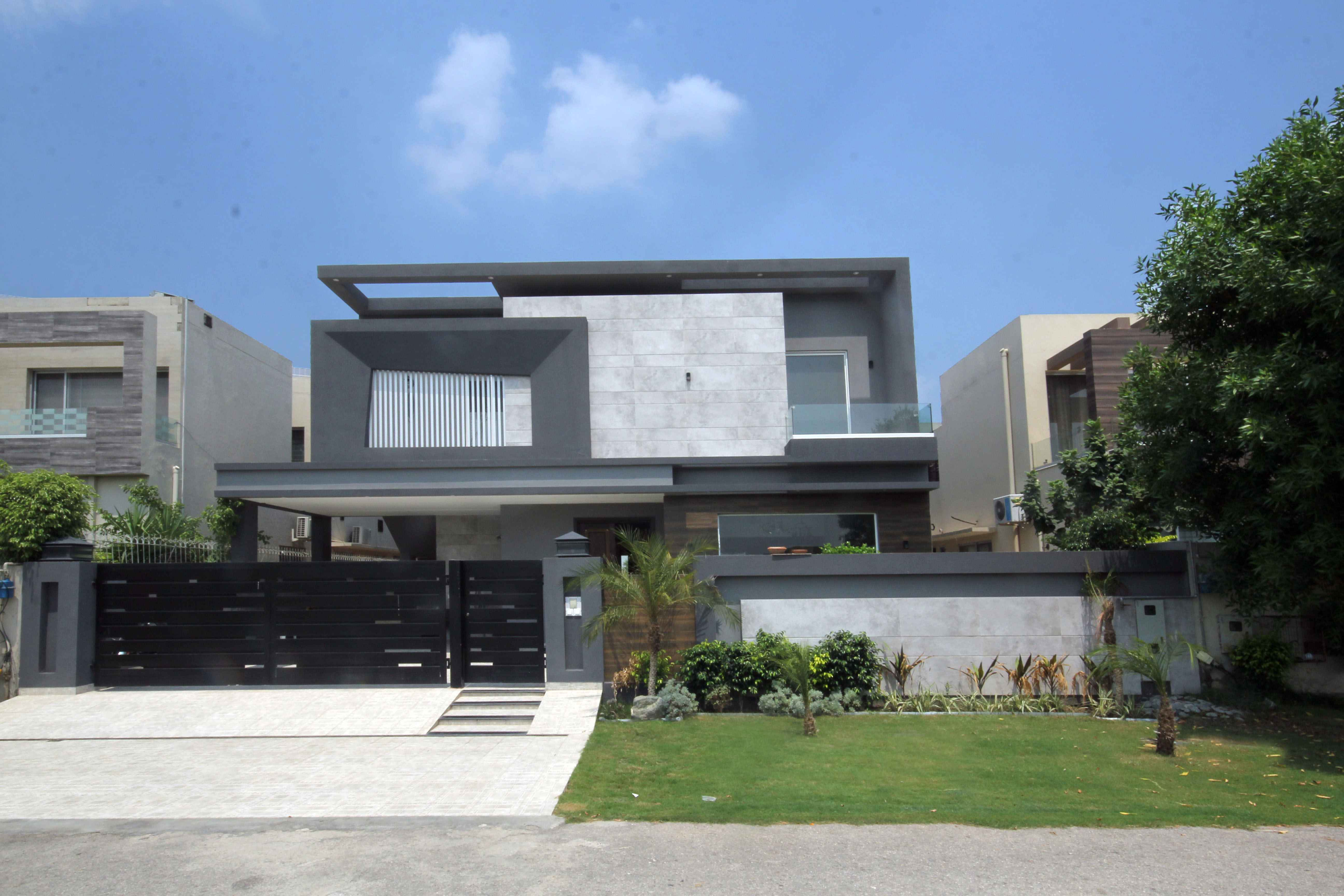 1 kanal Brand New House For Rent in Phase 6 DHA.