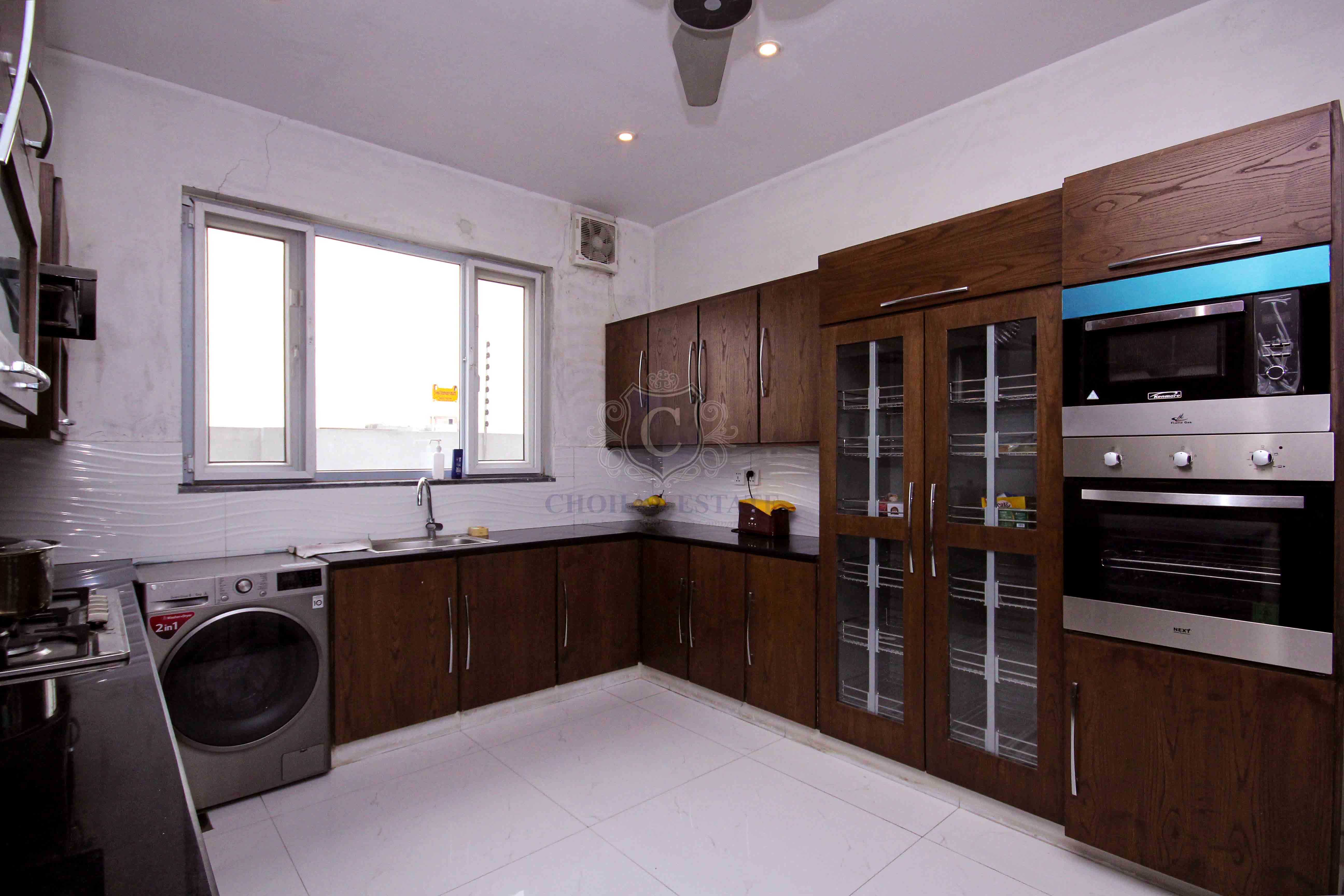 1 Kanal Contemporary Furnished Bungalow DHA Lahore