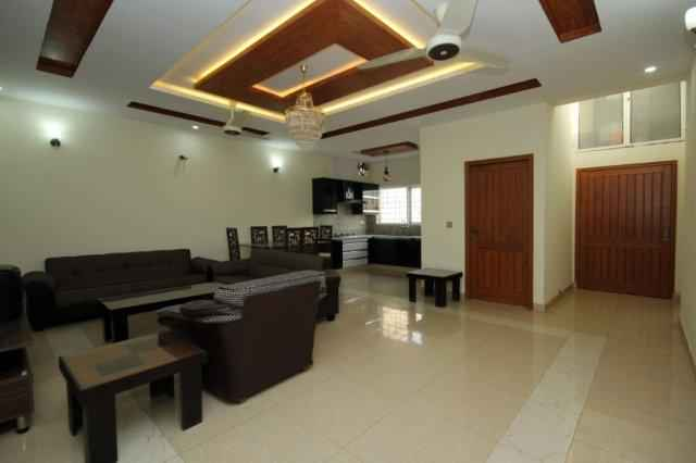 30 Marla Upper Portion for Rent in Divine Garden