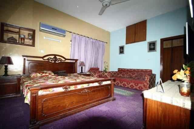 10 Marla Upper Portion Furnished for Rent